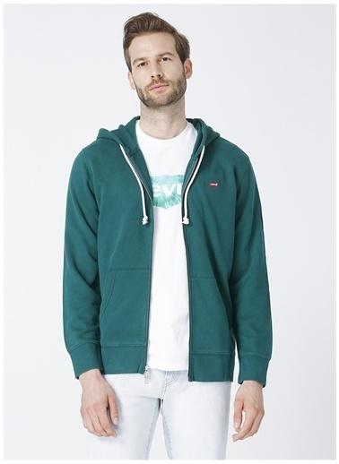 Levi's® Levis Sweatshırt Yeşil